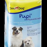 GimDog Pupi – Кучешки пелени 60х90см, 10бр