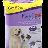 GimDog Pupi Piu – Кучешки пелени 60х60см, 20бр с аромат на лавандула