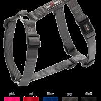 GimDog найлонов нагръдник за кучета Harlem, с H-форма, размер XL – в различни цветове
