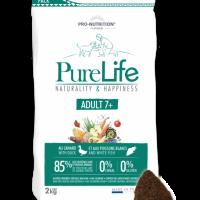 PureLife ADULT 7+ 2kg. суха  храна за кучета
