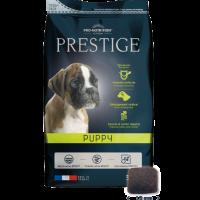 Prestige Puppy Пълноценна храна за подрастващи кучета от всички породи, както и за женски кучета от всички породи в края на бременността или в периода на кърмене 3 kg