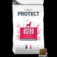 Пълноценна храна за кучета с костни и ставни заболявания, 2 кг – Pro-Nutrition Flatazor Protect Osteo – облекчение на болката, подобрена подвижност, 53% протеини от животински произход