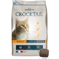 Crocktail ADULT Large Breed за ЕДРИ ПОРОДИ КОТКИ 2 kg