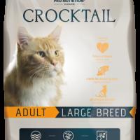 Crocktail ADULT Large Breed – Пълноценна храна за котки от едри породи, опак. 10 kg