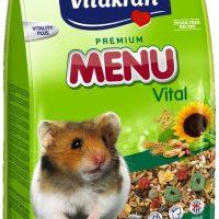 Храна за хамстери – 1кг Vitakraft Premium Menu Vital