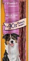 Лакомства за кучета – Vitakraft Beef Stick Vitamin E – Саламена пръчица