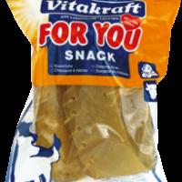 Лакомства за кучета от пресована кожа – Vitakraft For You Snack – Обувки за гризане 13см/2бр