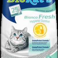 Котешка тоалетна ароматизирана 5кг – Biokat's Bianco Fresh