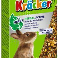 Храна за декоративни мини зайчета – Vitakraft – Крекер билки 2бр