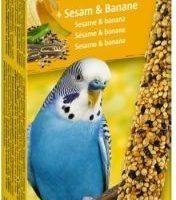 Храна за вълнисти папагали – Vitakraft – Крекер сусам и банан 2бр