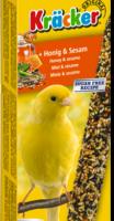 Храна за канарчета – Vitakraft – Крекер мед и сусам 2бр