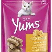 Лакомства за котки – Vitakraft Cat Yums – сочни хапки със сирене