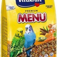 Храна за вълнисти папагали – 1кг Vitakraft Premium Menu