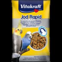 Витамини за птици Vitakraft Perlen – 20г Витаминозни перли с йод