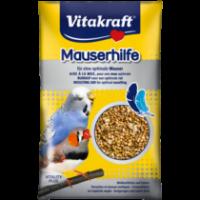 Витамини за вълнисти папагали Vitakraft Perlen – Витаминозни перли за оперение 20г