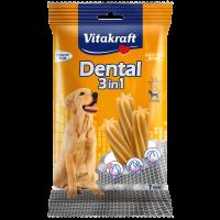 Устна хигиена за кучета > 10кг – Vitakraft Dental 3in1 Medium 7бр