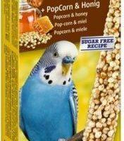 Храна за вълнисти папагали Vitakraft – 2бр Крекер пуканки от просо и мед