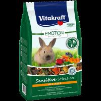 Храна за декоративни мини зайчета 600г – Vitakraft Emotion Sensitive All Ages