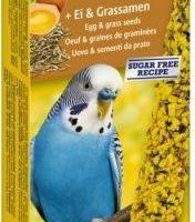 Храна за вълнисти папагали Vitakraft – 2бр Крекер яйце и йод