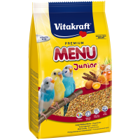 Храна за вълнисти папагали бебета – 500г Vitakraft Premium Menu Junior