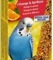 Храна за вълнисти папагали Vitakraft – 2бр Крекер портокал и кайсия