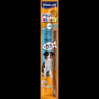 Лакомства за кучета – Vitakraft Fish Stick – Саламена пръчица с пъстърва