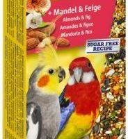 Храна за средни папагали – Vitakraft – 2бр Крекер с плодове