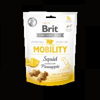 BRIT Functional Snack Mobility Полувлажна Допълваща храна за кучета с калмари, 150гр