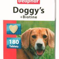Beaphar кучешки сърчица с Biotin 180 бр
