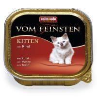 Animonda –Vom Feinsten Kitten телешко, 100 гр