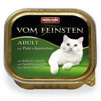 Animonda Vom Feinsten Classic пуйка + заек, 100 гр