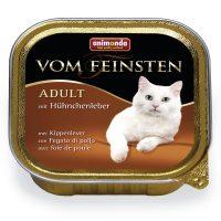 Animonda Vom Feinsten Classic пилешки дроб, 100 гр