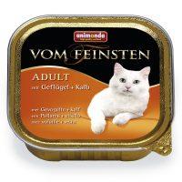 Animonda Vom Feinsten Classic птиче + телешко, 100 гр