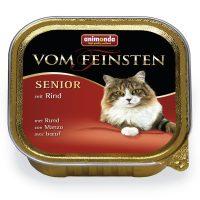 Vom Feinsten Senior за възрастни котки над 7 години, – птиче месо-  100 гр