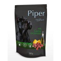 Piper пауч – премиум консервирана храна за кучета –  дивеч/тиква – 500 гр
