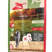 Genesis Pure Canada My Green Field Senstitive за чувствителни към храната израснали котки – 2,27 кг