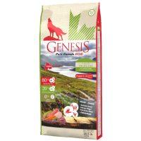 Храна за кучета Genesis Pure Canada Green Highland Puppy за малки породи- 11,79 кг