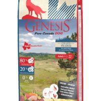 Храна за кучета Genesis Pure Canada Grand Prairie Exotic – за капризни израснали- 11,79 кг