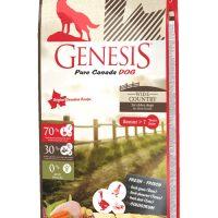 Храна за кучета Genesis Pure Canada Wide Country Senior за възрастни – 11,79 кг