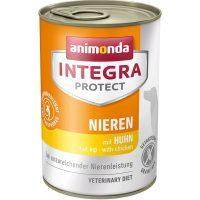 Animonda Integra Protect Renal без зърно за кучета с бъбречни проблеми – с пиле -400 гр