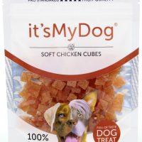 Its My Dog Chicken Soft Cubes Grain Free – меки кубчета пилешко 85гр, без зърно