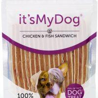 Its My Dog Chicken & Fish Grain Free – ленти пиле и риба 85гр, без зърно