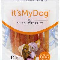 Its My Dog Chicken Fillet Grain Free – пилешко филе 85гр, без зърно