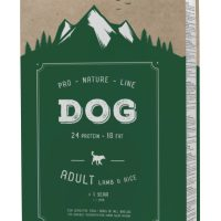Храна за кучета Chicopee Pro-Nature-Line над 12 месеца с агне и ориз- 20 кг