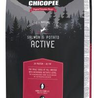 Храна за кучета Chicopee Holistic Nature Active Salmon & Potato за активни със сьомга и картофи