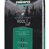 Храна за кучета Chicopee Holistic Nature Soft Ostrich & Potato мека гранула с щраус и картофи – 12 кг