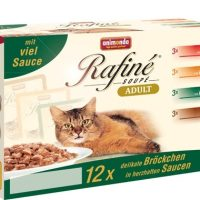 Rafine паучове за израснали котки, 12 бр в кутия