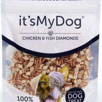 Its My Dog Chicken & Fish Diamands Grain Free – пиле и риба диамант 85гр, без зърно