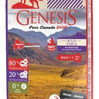 Храна за кучета Genesis Pure Canada Wild Taiga за дребни породи, полувлажна – 11,79 кг
