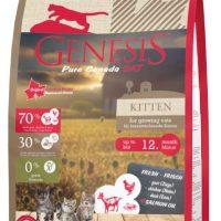 Genesis Pure Canada My Little Farm Kitten за малки котенца и бременни, кърмещи котки – 2,27 кг